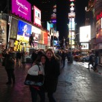 A Big Night in the Big Apple #RazorMoms