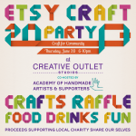 Etsy Craft Party Coming to Costa Mesa