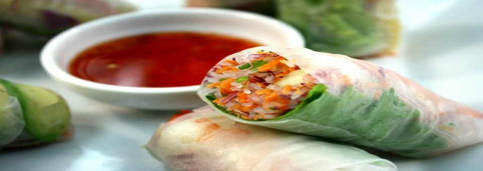 Genji&#8217;s Shrimp Summer Rolls Recipe