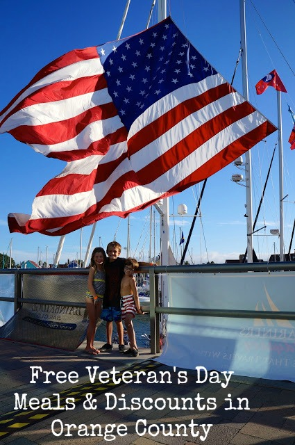 2015 Veterans Day Specials And Events In Orange County