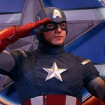 Unleash Your Inner Super Hero with Captain America at Disneyland Park