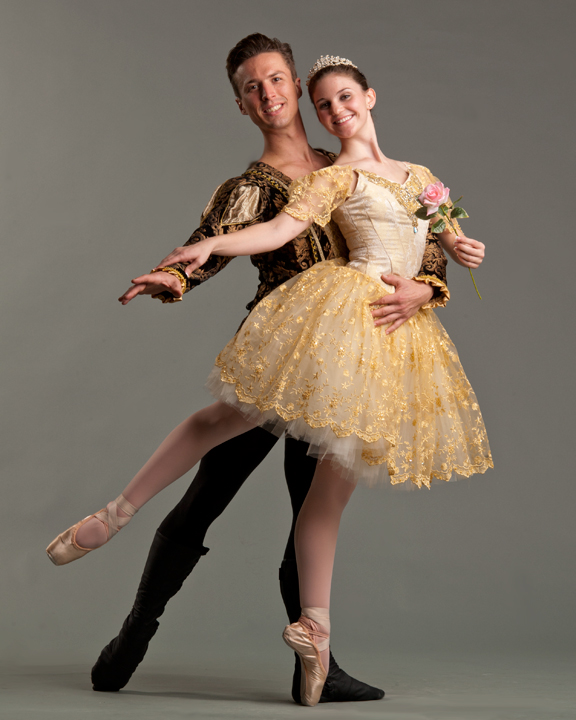 Inland Pacific Ballet World Premiere Of Beauty And The