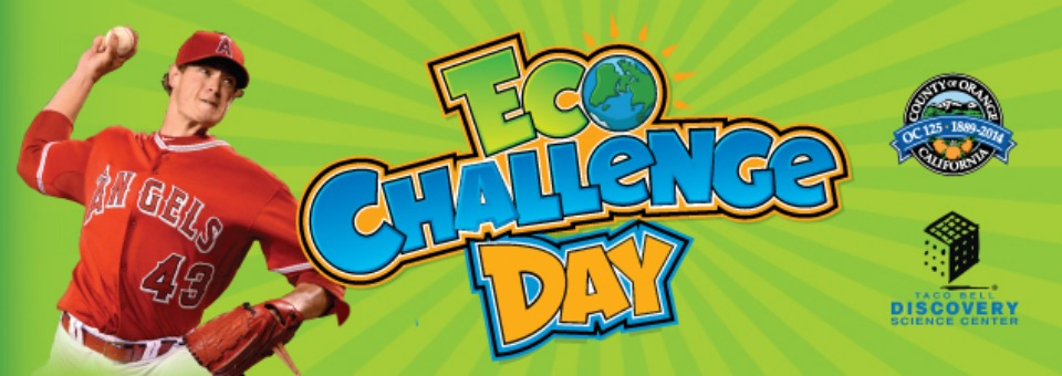 Join the Eco Challenge and Get Free Angels Tickets