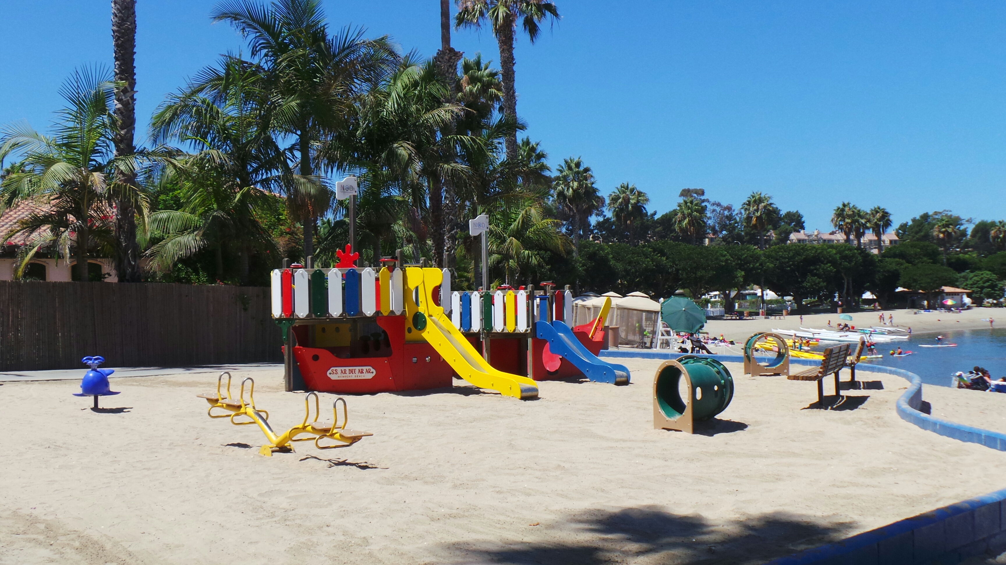 Newport Dunes Beach Playground Oc Mom Blog