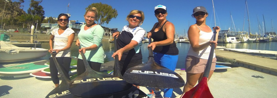 Dana Point Harbor, The Perfect SUP Destination