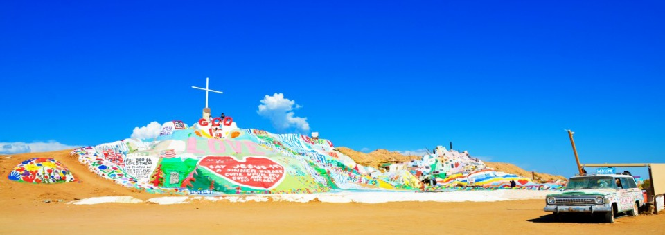 Desert Family Travel Guide: Salvation Mountain