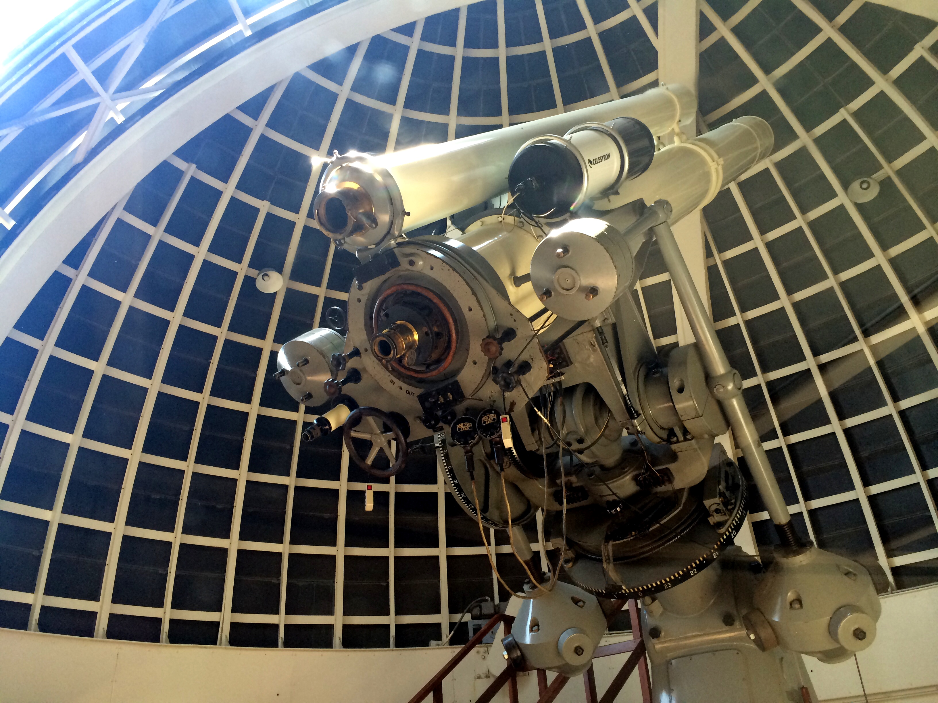 Exploring Space At The Griffith Observatory Oc Mom Blog