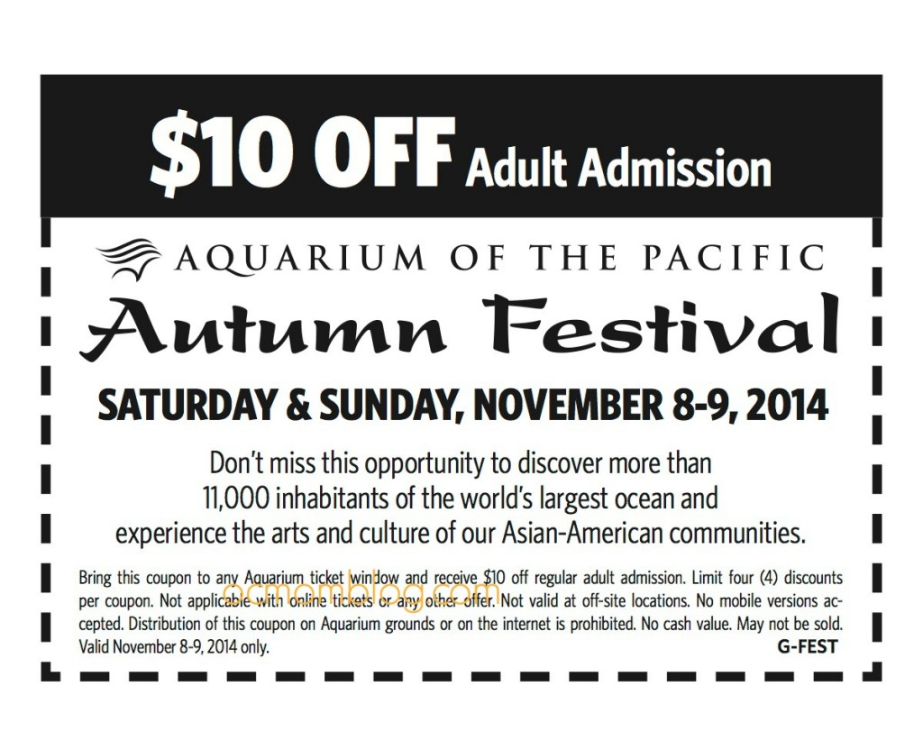 image regarding Aquarium of the Pacific Coupons Printable called Aquarium of the pacific price reduction discount coupons 2018 : Pizza promotions