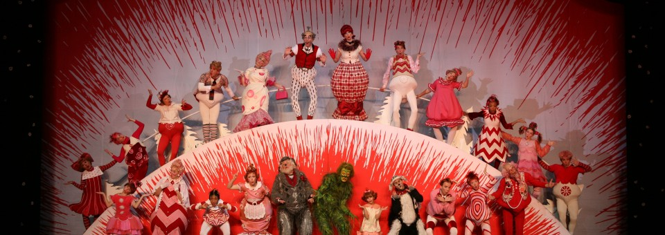 Dr. Seuss' How the Grinch Stole Christmas! The Musical Coming to the Segerstrom Center for the Arts