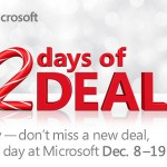 Microsoft 12 Days of Deals