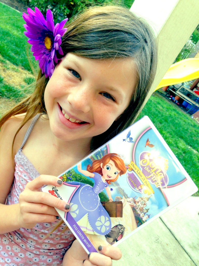 Giveaway Sofia The First Dvd Orange County Mom Blog