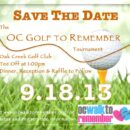 Support Parents that Lost Babies at OC Golf to Remember September 18th