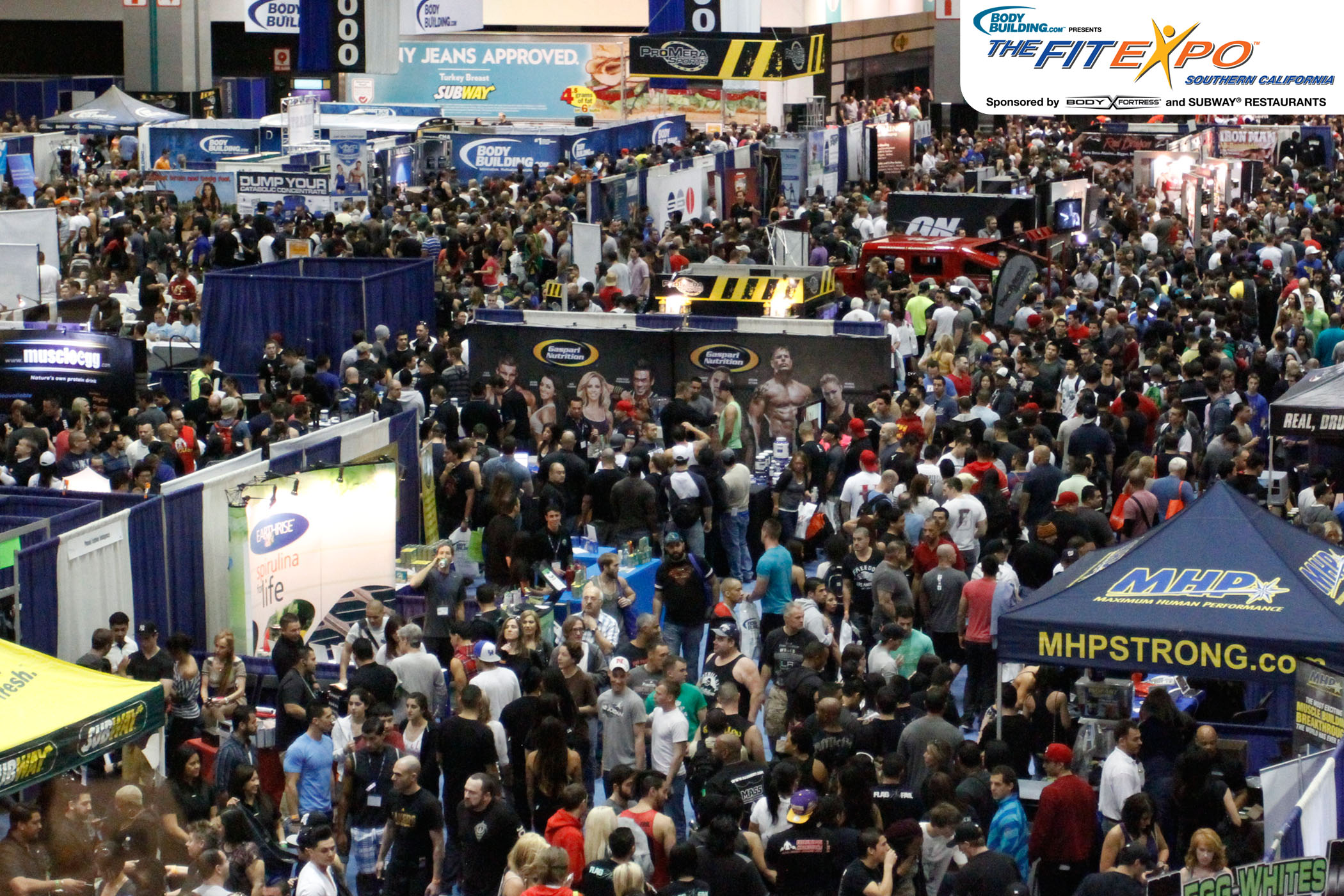 The Best in Fitness Came to LA with The LA Fit Expo | OC ...
