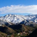 Orange County Sends Out 2014 in a Winter Wonderland