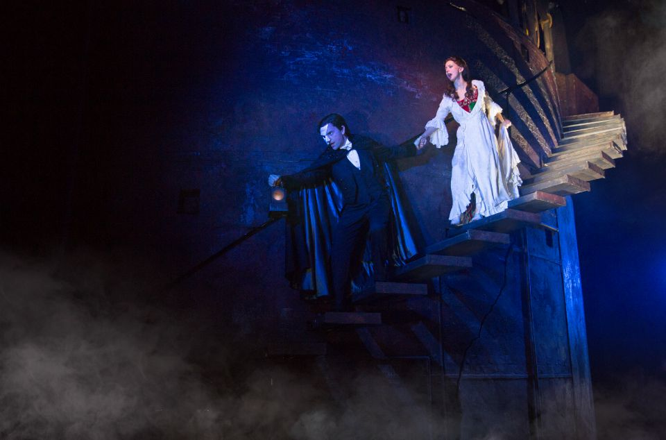 Exposing Children to Musical Theatre with The Phantom of the Opera