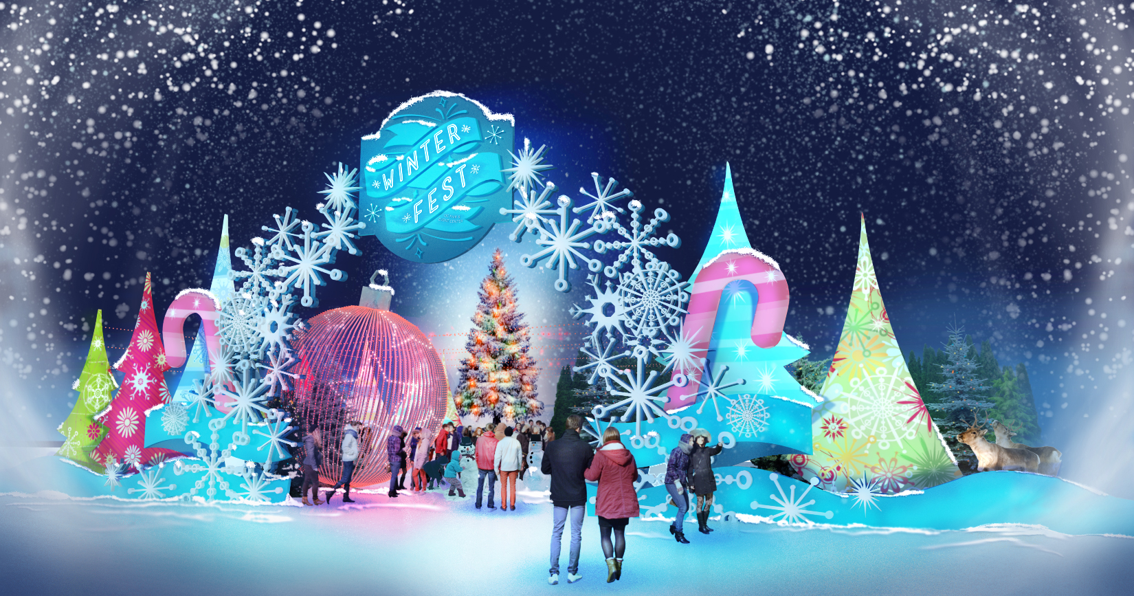 allnew winter fest is coming to the oc fair amp event