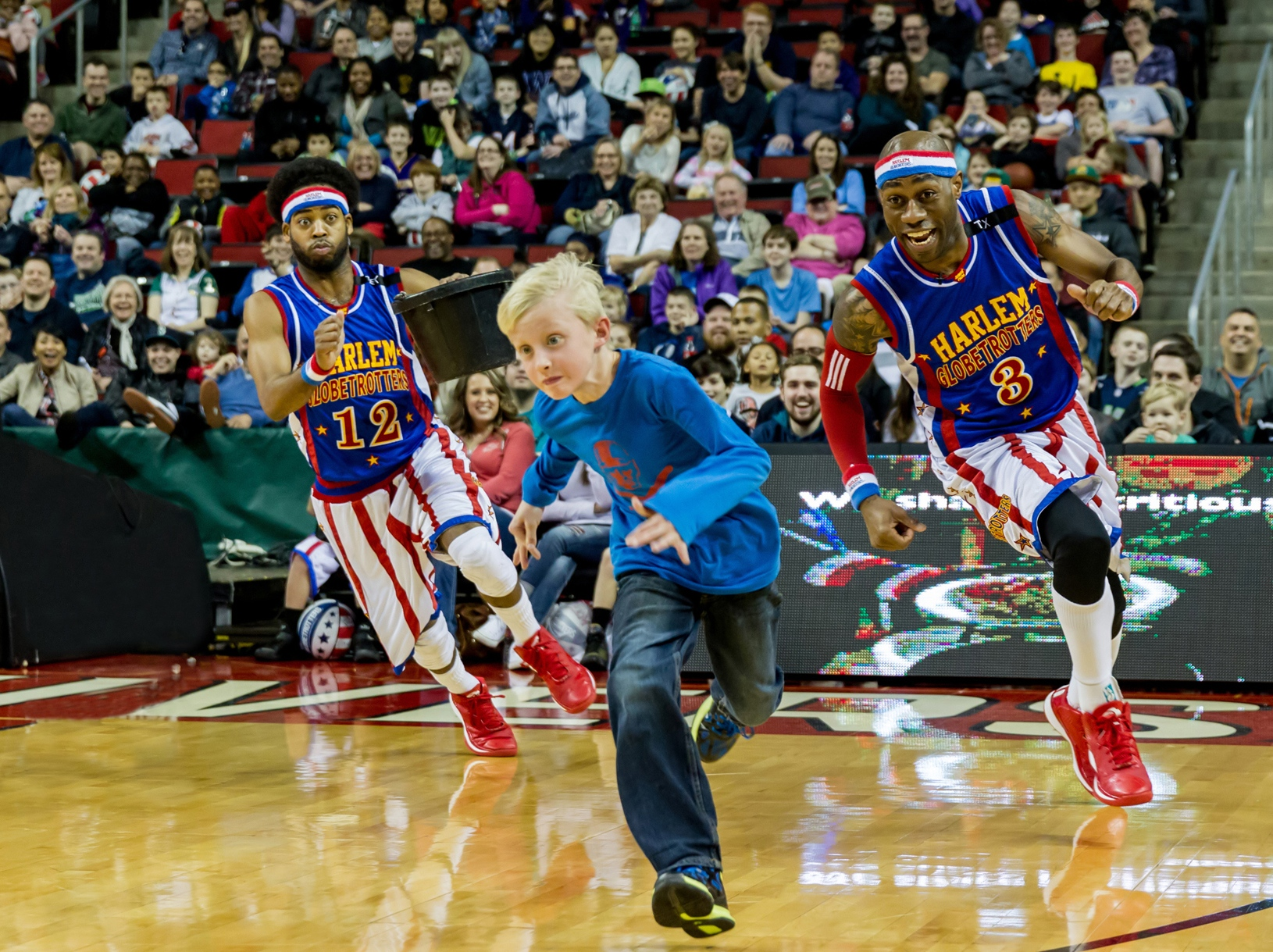 The Harlem Globetrotters Return To The Southland Giveaway