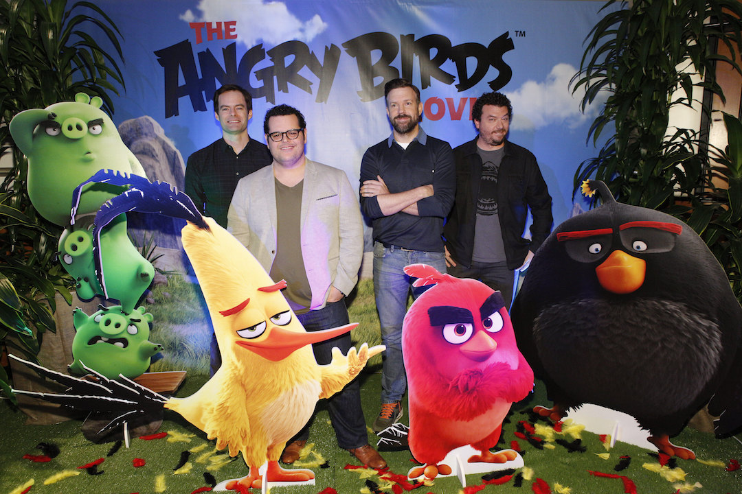 """Angry Birds Movie Characters: A """"Sneak Beak"""" At The Angry Birds Movie"""