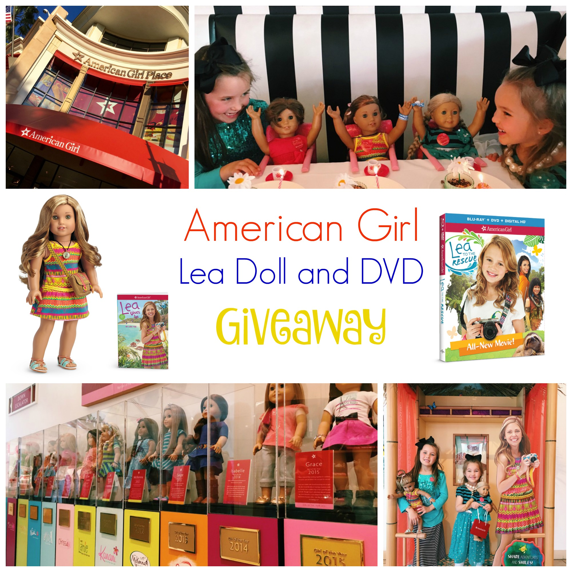 All American Girl Movie american girl: lea to the rescue movie debut (giveaway) | oc