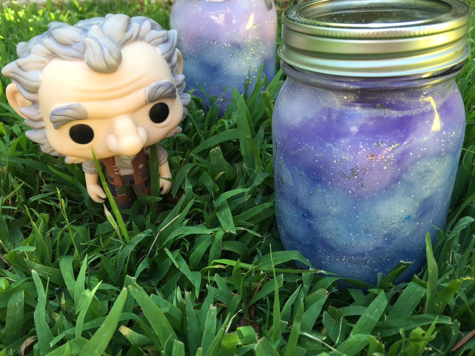 Diy The Bfg Dream Jars Oc Mom Blog