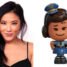 Ally Maki is Officer Giggles McDimples