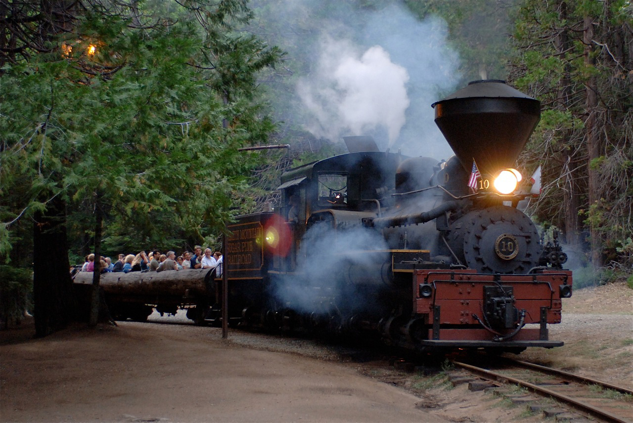 Yosemite Mountain Sugar Pine Railroad is Back with The ...